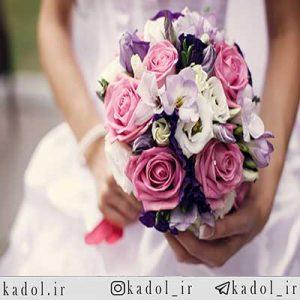 دسته گل عروس در شیراز