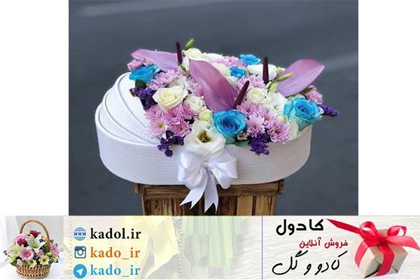 باکس گل نوزاد آرمیتا